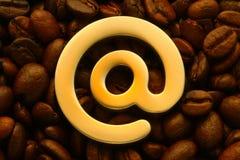 Café do Internet Imagens de Stock