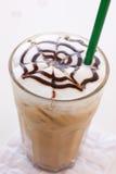 Café do mocca do gelo. Imagem de Stock