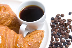 Café do pequeno almoço Foto de Stock