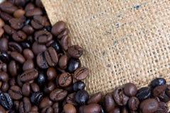 Café do saco Fotografia de Stock Royalty Free