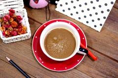 Café do vintage Fotografia de Stock