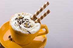 Café doux Photographie stock libre de droits