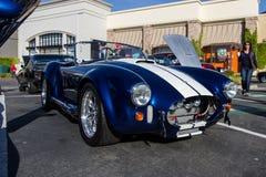 Café e carros de Blackhawk o 6 de abril 014 Imagem de Stock Royalty Free