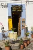 Café e culinária Foto de Stock