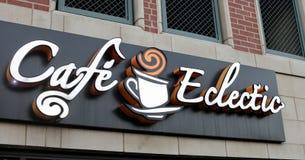 Café elektrisch, Memphis, Tennessee Stockfoto