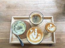Café en amor Imagenes de archivo