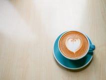 Café en amor Imágenes de archivo libres de regalías