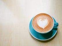 Café en amor Fotografía de archivo libre de regalías
