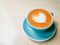 Café en amor Foto de archivo