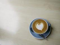 Café en amor Imagen de archivo libre de regalías