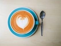 Café en amor Fotografía de archivo