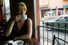 Café en Costa Rica imagen de archivo libre de regalías