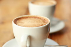Café en Londres Fotos de archivo