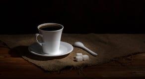 Café en rural aún Imágenes de archivo libres de regalías