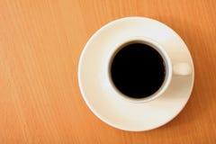 Café en un vector imágenes de archivo libres de regalías