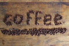 Buen café Fotografía de archivo