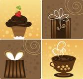 Café et chocolat Photo libre de droits