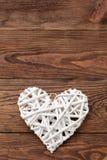 Café et coeur comme marque d'amour Photo stock