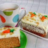 Café et gâteaux Photographie stock