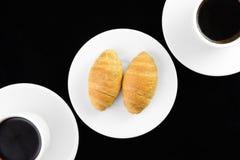 Café et pâtisseries Photo libre de droits
