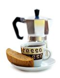 Café express Photo stock
