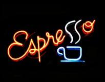 Café express Photos libres de droits