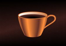Café express illustration stock