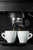 café express de café Images stock