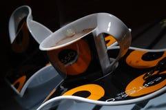 Café express de Caffe Images libres de droits