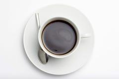café express de cuvette de coffe Images libres de droits