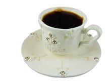 Café express de la mañana Foto de archivo