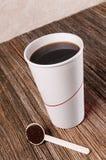 Café fabricado cerveja fresco, copo Foto de Stock