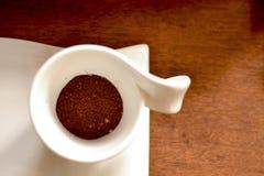 Café fin Image libre de droits