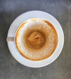 Café fini Images stock