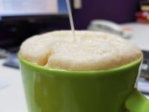 Café frío foto de archivo libre de regalías
