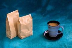 Café frais Photos stock