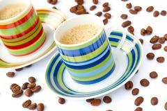 Café fresco Imagens de Stock