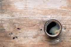 Café fresco Fotografía de archivo libre de regalías