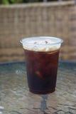 Café froid nitro de scintillement de brew Photo stock