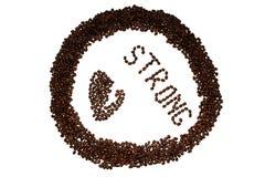 Café fuerte Imagenes de archivo