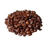 Café gastrónomo del annella de Cioccolato en el fondo blanco imagen de archivo