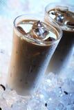 Café glacé Photographie stock libre de droits