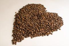 Café, granos de café Imagen de archivo