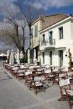 Café griego imágenes de archivo libres de regalías