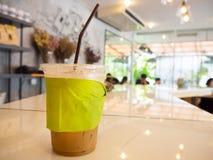 Café helado fotos de archivo libres de regalías