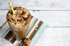 Café helado Foto de archivo libre de regalías
