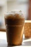 Café helado Imagenes de archivo