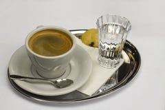 Café - image courante Photo stock