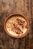 Café indio del pote de arcilla de Kulhad foto de archivo libre de regalías