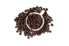 Café inteiro sido fotos de stock